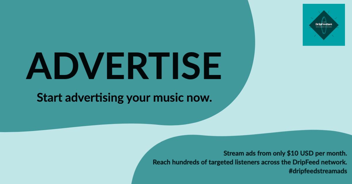 DripFeed Stream Ads